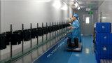 Piezas de plástico libre de polvo automático UV recubrimiento por pulverización Línea