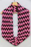 Sciarpa acrilica lavorata a maglia dello scaldino del collo per la signora Warm Shawl dell'accessorio di modo delle donne