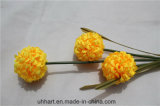 결혼식 테이블을%s 꽃 공이 도매 장식적인 다채로운 인공적인 Hydrangea에 의하여 꽃이 핀다