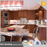 ヨーロッパ式の台所家具のカスタムモジュラー食器棚