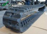ダンプトラック350*100かゴム製トラック