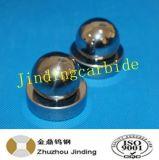 Zhuzhou API Standardgrößen-Polierhartmetall-Kugel und Sitz für Ventil