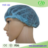 Mob Clip Pleated Mushroom Cap for Hospital Lab