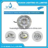 9watt IP68 Fountainr 백색 LED 수영풀 및 빛