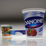 Big Type Six Color Printing for Machine Plastic Cup/Yoghurt Cup