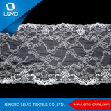 Fancy Lace Border Designer Sarees Design, Paisley Tissu en dentelle