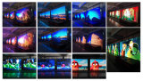 Digiuna per sempre la visualizzazione locativa del LED per catturare il divertimento