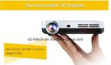 600ANSI 루멘을%s 가진 1080P 3D 영사기 LED DLP 가정 극장 영사기 Z2