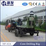 Qualità eccellente! Bq, Nq, Hq, macchina di carotaggio della piattaforma di produzione Hf-42A del cavo di Pq