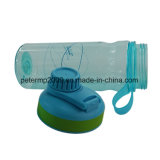 бутылка трасучки метки частного назначения 800ml 28oz прозрачная, пластичная бутылка воды спорта