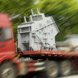 機械砕石機機械プラントを押しつぶす90-180tphインパクト・クラッシャーの石
