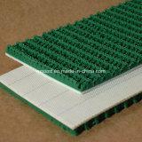 Correias transportadoras agriculturais do PVC para as sementes que processam com amostra livre