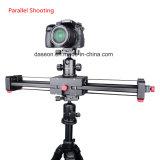Einziehbare des Videokamera-Schweber-L50d des Transportwagen-50cm tatsächliche schiebende Abstands-Eingabe Spur-Schienen-des Leitwerk-100cm bis zu 5kg