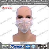 처분할 수 있는 1개 가닥 종이 미립자 인공호흡기 및 방어적인 가면