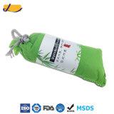 Bolso activado carbón de leña de bambú respetuoso del medio ambiente del desodorante del carbón de la bolsita de la purificación del aire