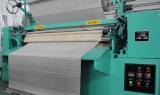 Acabamiento de la tela de la fuente de la fábrica que plisa la máquina