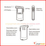 Тестер спирта дыхания LCD тестера спирта датчика отсека топливного бака тестера спирта дыхания цифров