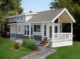 Casa prefabricada modular de la residencia temporal