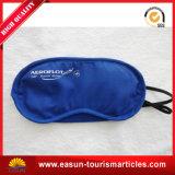 Hotel Eyemask con la insignia del color del cliente azul de $