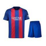 Sublimação Custom Cheap Kid Football Shirt Maker Soccer Jersey
