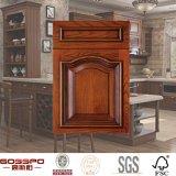 ヨーロッパ式の光沢の木製の食器棚のドア(GSP5-007)