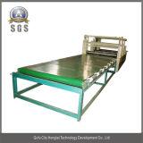 Machine de couverture de panneau de gypse la machine en bois de couverture de papier des graines
