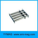Filtre magnétique de barre de néodyme