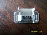 201 304 séries de colocação de correias do aço inoxidável 0.38mm
