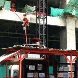 싱글 혹은 더블 감금소 건설물자 호이스트 (SC200/200)
