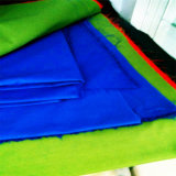 Kalandernde arabische Robe-Gewebe-Polyester-Gewebe 100% für arabische Roben