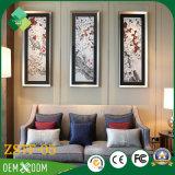 놓이는 목제 호텔 침실 가구의 우아한 중국 작풍 (ZSTF-05)