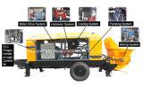 Qualitäts-Hydraulikpumpe-elektrische bewegliche Betonpumpe