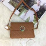Bolsos de hombro de las mujeres de la marca de fábrica de la manera del cuero genuino de los bolsos del diseñador hechos en China Emg4952