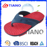 New Design Outdoor Skidproof Man Lady Flip Flops (TNK10064)