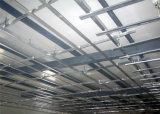 Nagel en het Spoor van het Metaal van het Systeem van het Plafond van het Kanaal van de Haak van de cassette de Kiel Opgeschorte voor Drywall