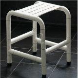 Sede dell'acquazzone andicappata sgabello di nylon del bagno della stanza da bagno per gli anziani