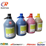 inchiostro da stampa solvibile dell'inchiostro solvibile 4L/Bottle per la testa di stampa 15pl del Polaris 512 di spettri della flora
