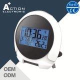 Relógio Digital com Radion Controlado Digital com Zona Mundial