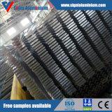 flacher Aluminiumstab 6101t6 für elektrische Panels