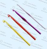 Крюк вязания крючком высокого качества алюминиевый