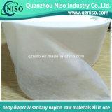 Breathable гидрофильный Nonwoven для сырий пеленки с SGS