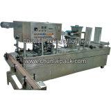 Machine à emballer automatique de poudre de cacao
