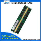 RAM DDR2 800 1g памяти Германии 64mbx8 поставщиков для настольный компьютер