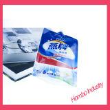 Sacchetto di plastica, sacchetto impaccante del doppio rinforzo per la gelatina dell'alito