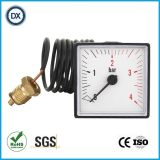 003 de 40mm Capillaire Manometer van de Maat van de Druk van het Roestvrij staal/Meters van Maten