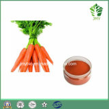 Pure Naturel Beta-Carotène1% ~ 96% Extrait de racine de carottes, poudre de carotine