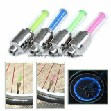 LED Bike Car Flash Valve Cap Tire Tire Wheel Light / Lamp