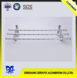 Perfil a del aluminio dos