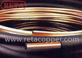 Qualität Belüftung-überzogenes kupfernes Rohr