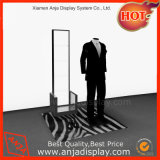 Kleidung-Fußboden-Bildschirmanzeige-Zahnstangen-Kleidung-Bildschirmanzeige